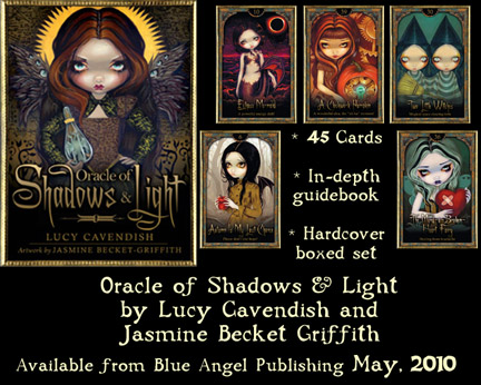 Oracle of Shadows Light Oracle of Shadows Light